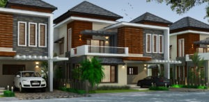 Viya Gardenia : One of the projects done by Viya Constructions, a company that provides Construction Services in Kerala