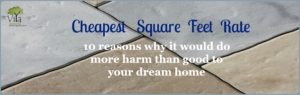 Cheapest Square Feet Rate-2