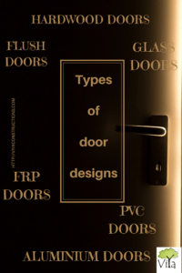 Types of designer doors