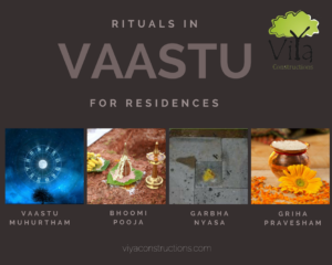 Rituals in Vaastu for Homes