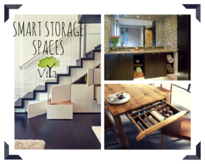 Smart storage ideas