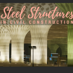 Steel Structures in civil construction