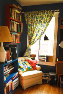 Library design ideas - Reading nooks