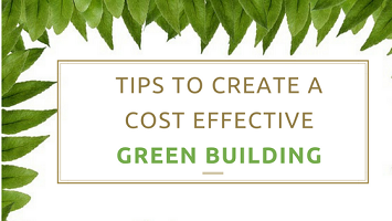 Green Buildings and Eco-friendly Constructions