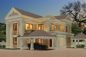 Independent villa Maradu