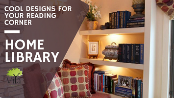 Cool ideas for home library design