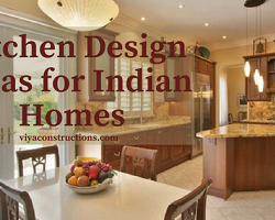 Kitchen Design Ideas for Indian Homes