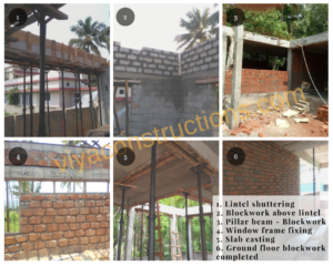 Stages of Building Construction - Viya Constructions