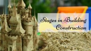 stages in building construction
