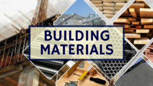 Building materials in Kerala