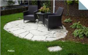 Paving stones for Patios