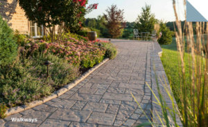 Paving stones for Walkways
