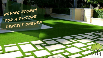 Paving Stones or Landscaping Stones for your garden