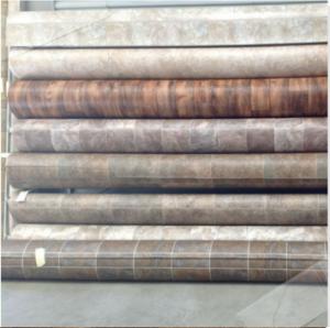 Vinyl flooring sheets
