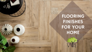 Flooring finishing