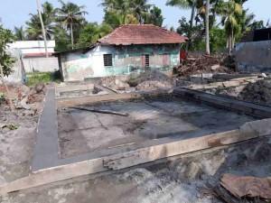 plot 2- foundation belt