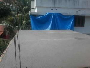 Independent villa construction at Kochi