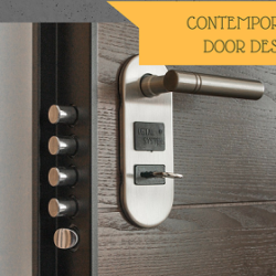 CONTEMPORARY DOOR DESIGNS