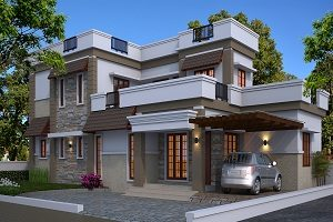 Villa constructions in kochi