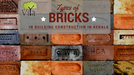 Building Construction in Kerala:12 types of Bricks used