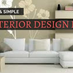 10 smart and simple interior design ideas