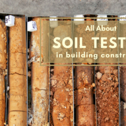 All About Soil testing in building construction