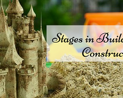 stages of building construction