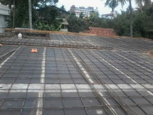 Independent villa construction at Kochi